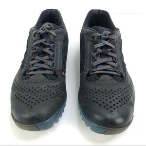 Merrell Shoes - Merrell Performance Hiking Shoes Vibram Black 10.5